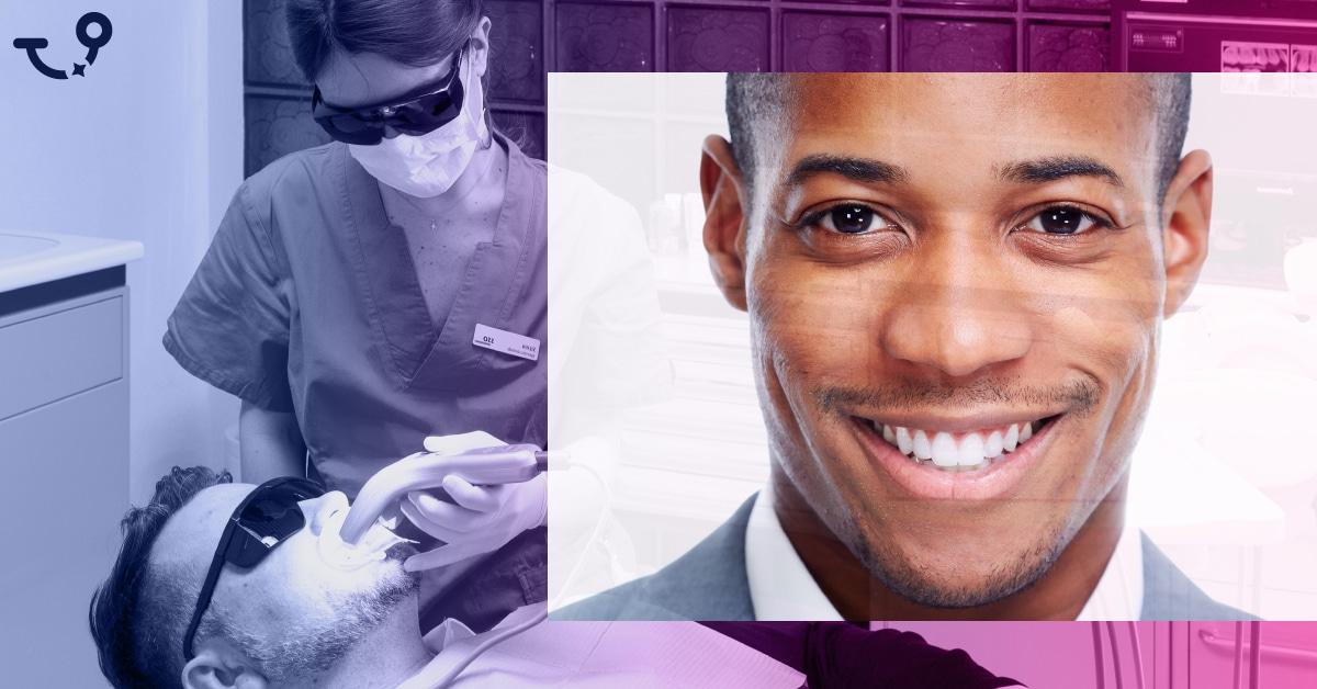 pulizia denti ultrasuoni