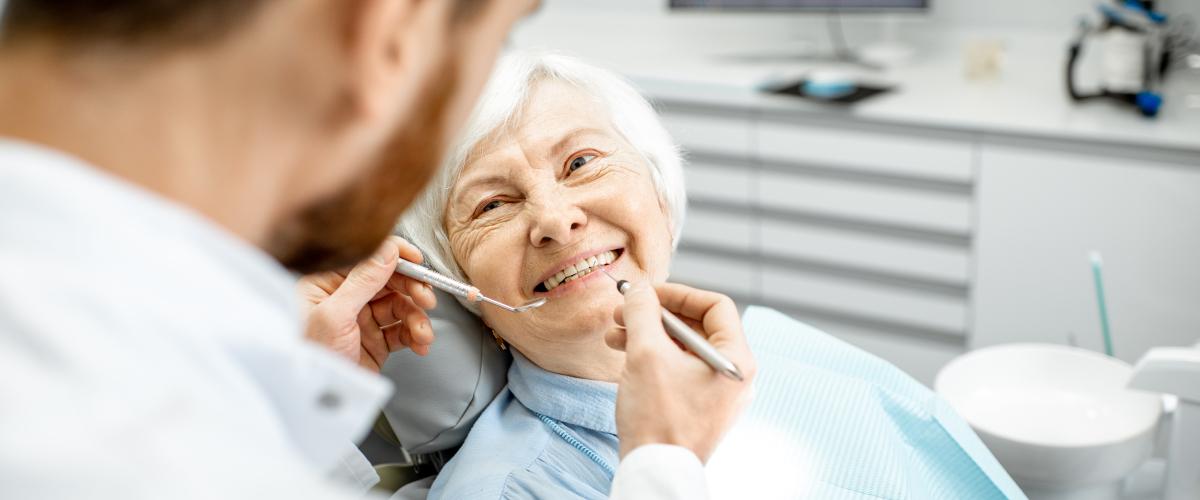 andare dal dentista