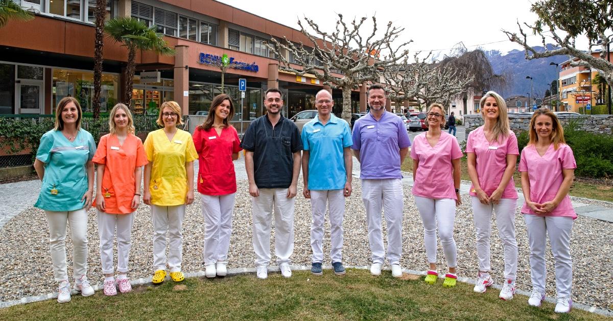 Team dentista Locarno
